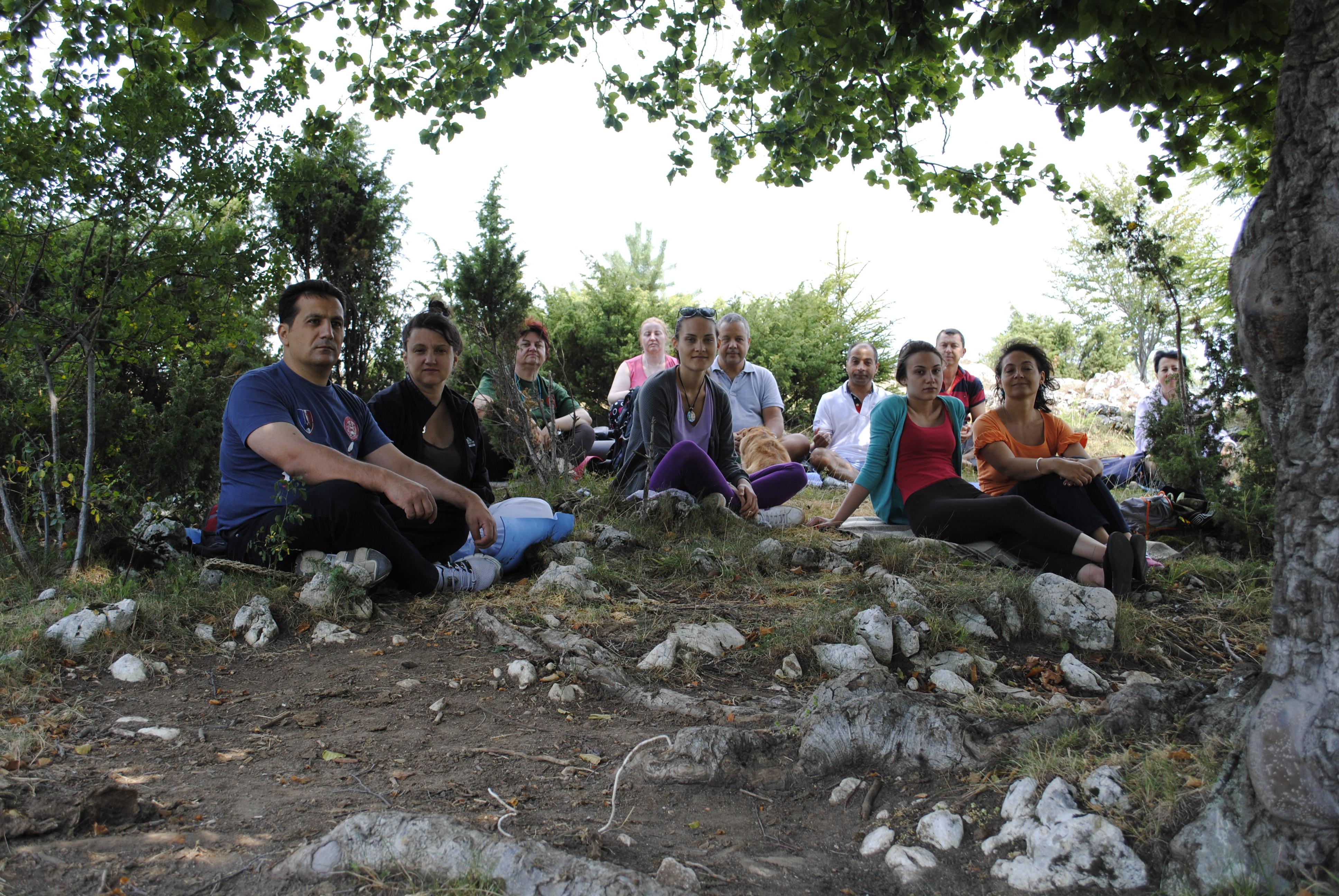 Tabara de meditatie Fundata 2013