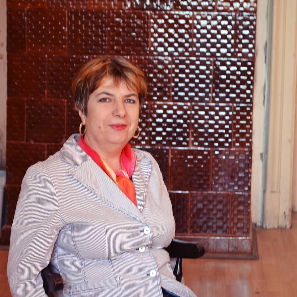 Prof. Angela Giorgi Maestru Reiki -Targu Jiu