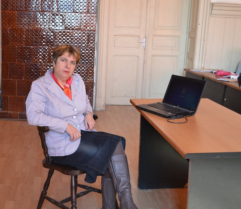Prof. Angela Giorgi maestru Reiki (Targu Jiu)