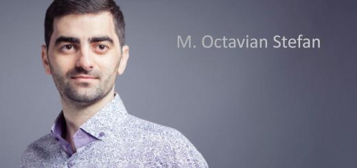 Marius Octavian Stefan